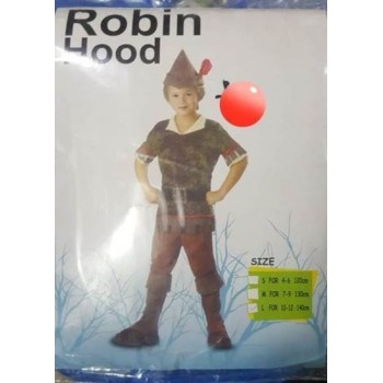 Robin Hood Children Costume