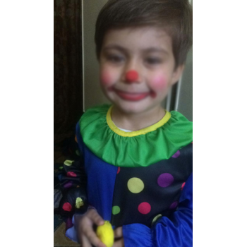 Clown Joker Costume For Kids