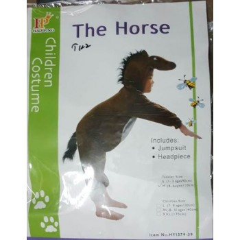 Horse Animal Costume For Kids
