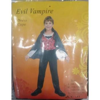 Evil Vampire Dress Costume...