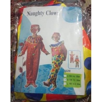 Naughty Clown Children...