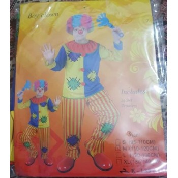 Boy Clown Joker Children...