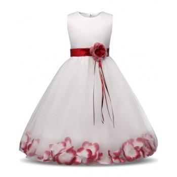 Fairy Petals Girl Frock...
