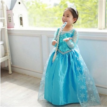 Frozen Elsa Costume For...