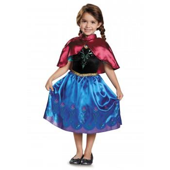 Anna Frozen Costume Dress...