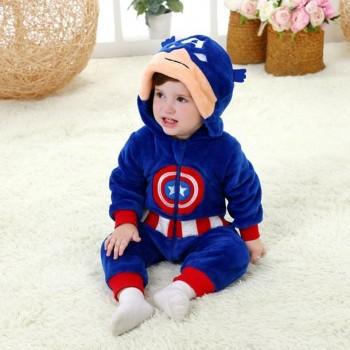 Captain America Costume for...