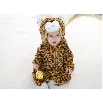 Brown Leopard Costume for...