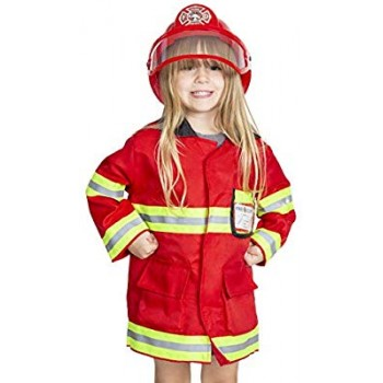 Fire Fighter Costume For Kids