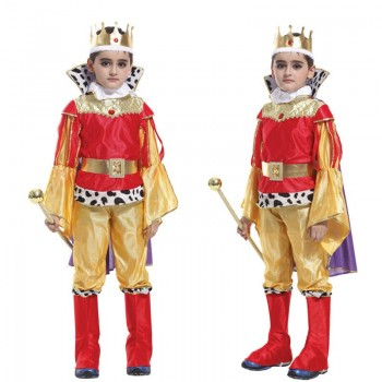 Gold King Costume Halloween...