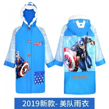 Captain America Raincoat...