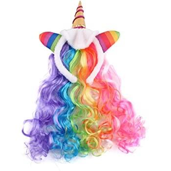 Unicorn Headband for Girls...