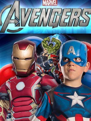Kids Costumes Avengers Shop Online